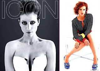 Brittany Snow Covers ICON Summer 2012 » Gossip | Brittany Snow