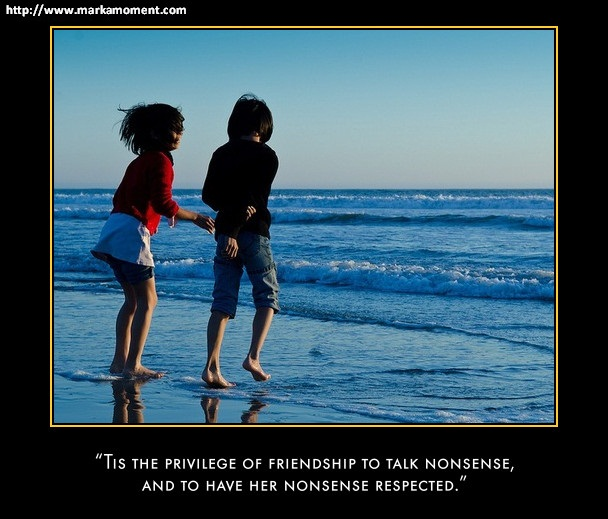 Friendship Quotes, Thought of the day