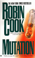 Cover of Mutation by Robin Cook