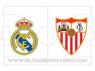 Prediksi Pertandingan Sevilla vs Real Madrid