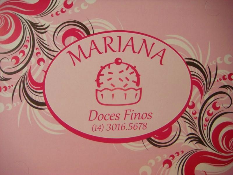 MARIANA DOCES FINOS