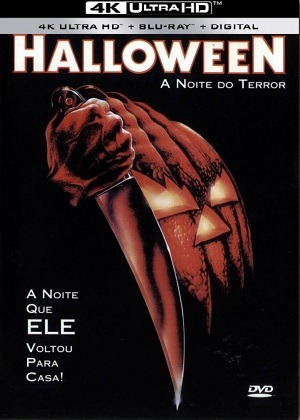 Halloween - A Noite do Terror 4K Filmes Torrent Download capa