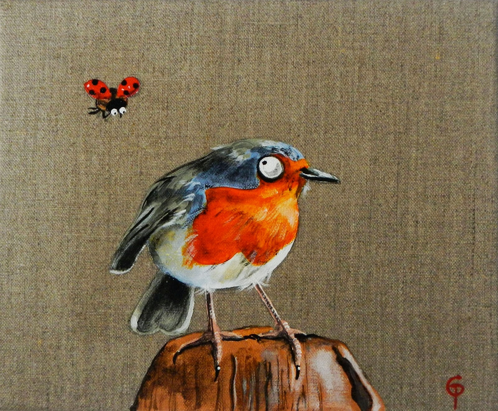 Lincolorissime peinture animaux humoristiques - Animaux humoristiques ...