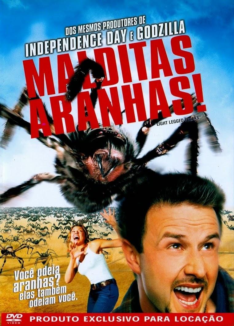 Malditas Aranhas! – Dublado (2002)