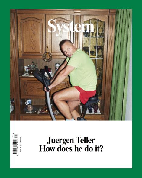 Juergen Teller Covers System Magazine 3