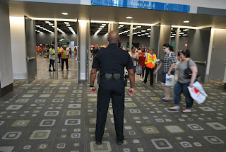 School resource officers are assigned to individual campuses.