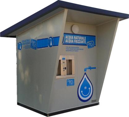Osmosi microfiltrazione erogatori acqua febbraio 2013 for Case estremamente economiche