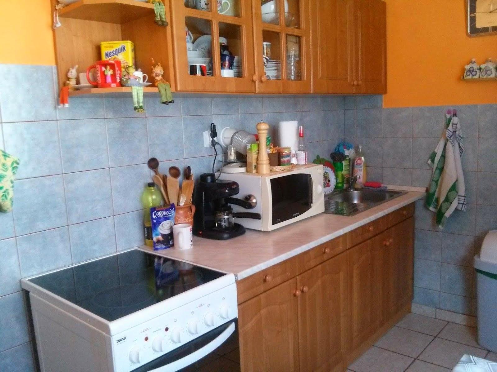 """Íme itt a """"Tündi konyha"""" egy kis szeglete ahol a finomságok készülnek..."""