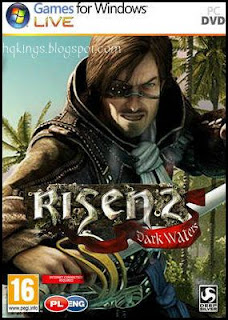 Risen 2 Dark Waters Cover