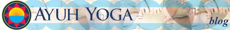 Ayuh Yoga Blog