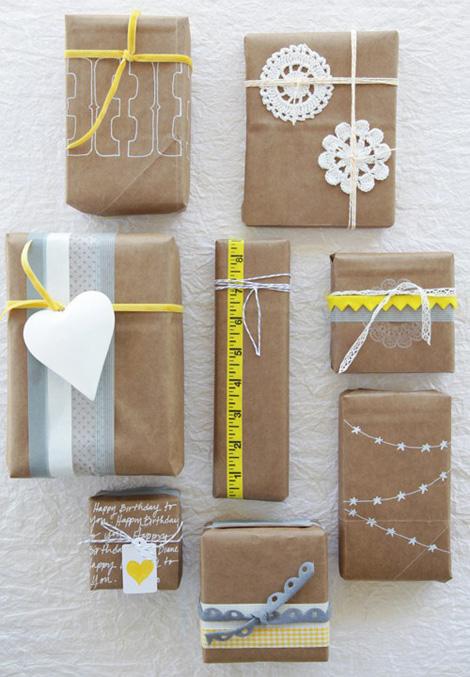 consejos envolver regalos Gota Creativa