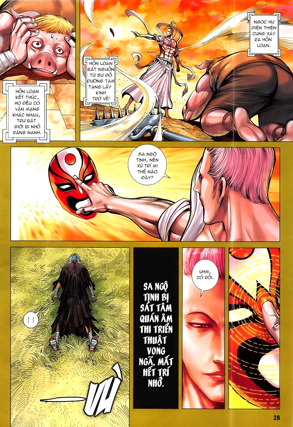 Tây Du chap 24 page 28 - IZTruyenTranh.com