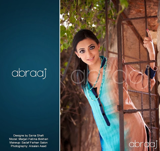 Abraaj Formal Collection 2013-2014 For Women By Fashion She9