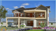 Villa Exterior Design House