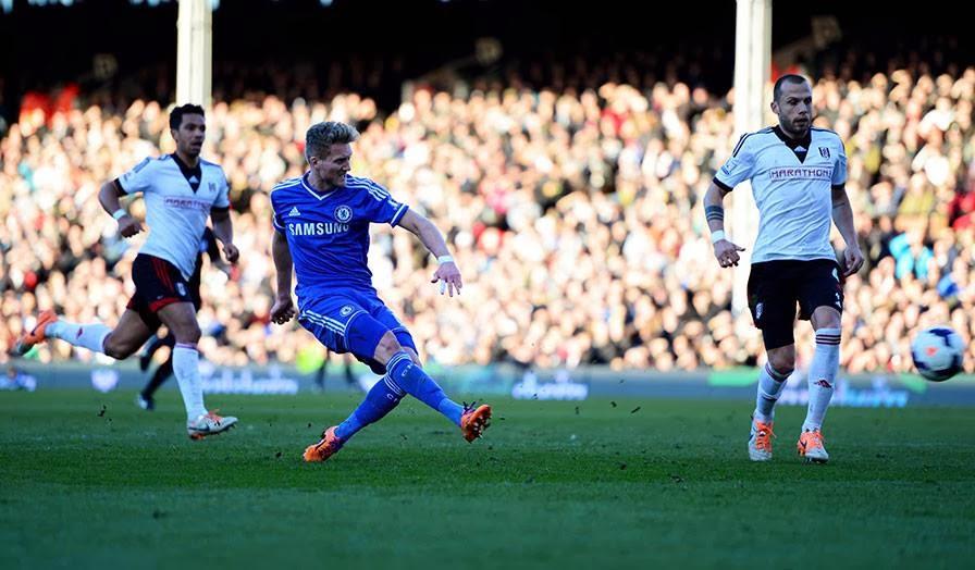 Liga Inggris, Pekan 28, Hasil Pertandingan, Chelsea