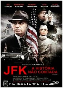 JFK A História Não Contada Torrent Dual Audio