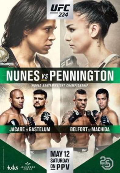 Watch UFC 224 Online Free Putlocker