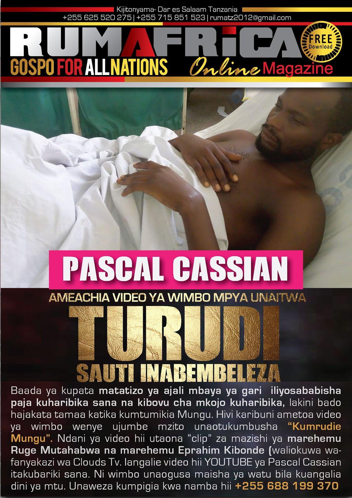 PASCAL CASSIAN