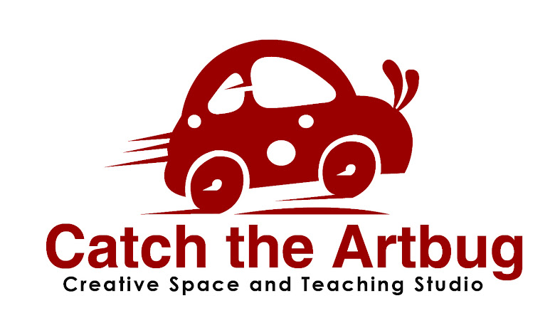 Catch the Artbug with Hélène Farrar Art