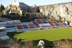 Gospin Dolac Stadium, Croatia