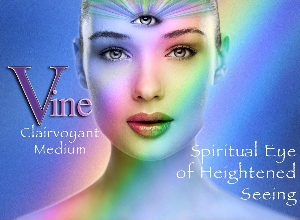 Natural Born Psychic Eye