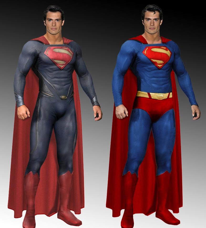 Trailer de Superman: Man Of Steel 2013 El Hombre de Acero ¡ SIN