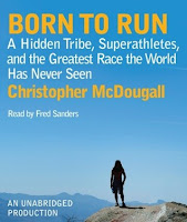 Cover of Born to Run by Christopher McDougall