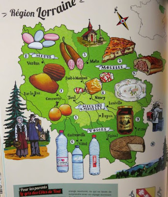 Paris breakfasts atlas de la france gourmande - France 3 cuisine gourmande ...