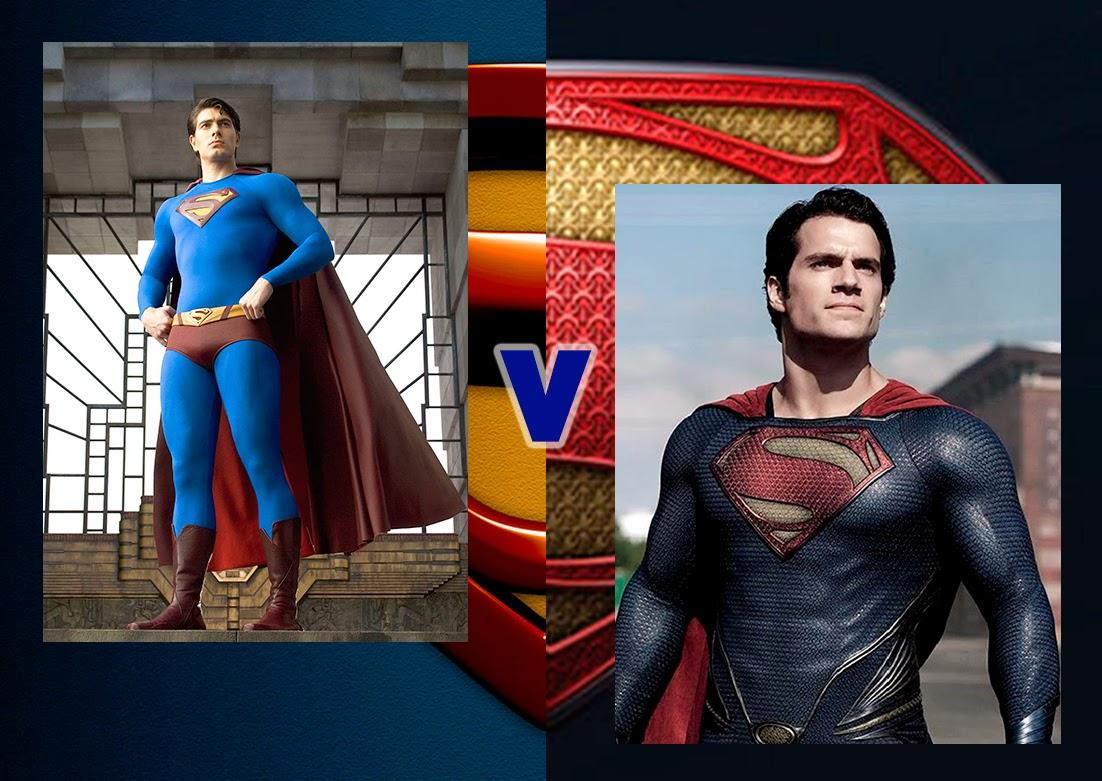 Cinema Showdown Superman Returns Vs Man Of Steel