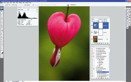 Thiết lập Photoshop Action xử lý ảnh hàng loạt 7