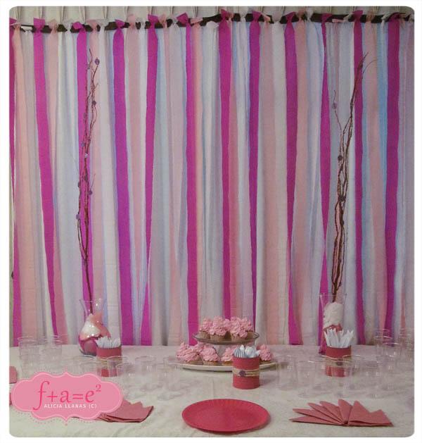 Cortinas de papel crepe imagui - Como hacer cortinas de tiras ...