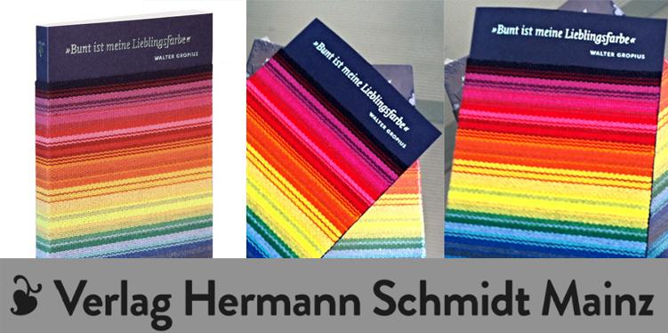 Bunt ist meine Lieblingsfarbe - Ein Skizzenbuch, Verlag Hermann Schmidt,