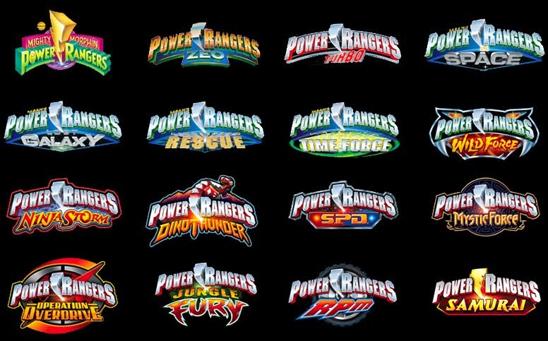 Power Rangers Samurai Names