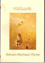 HUELLAS, poemario. PINCHAR PARA LEER.