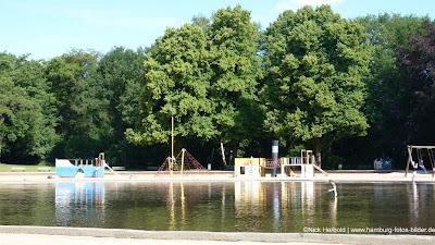 Stadtpark Hamburg Spielplatz