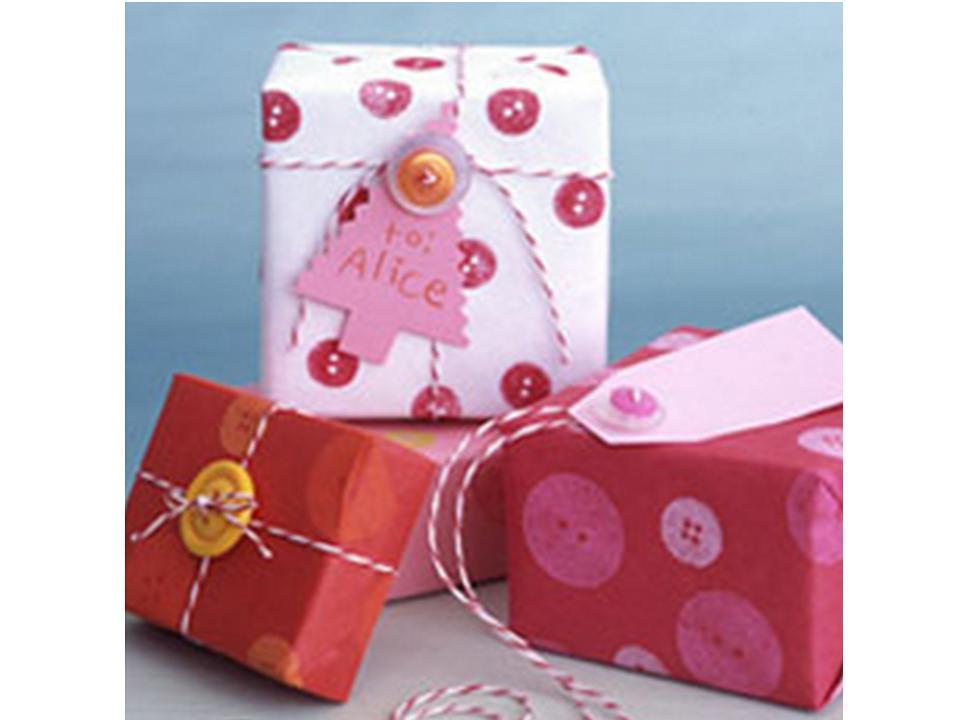 Blog fiesta paper envolvemos ilusiones envolver regalos - Papel de regalo original ...