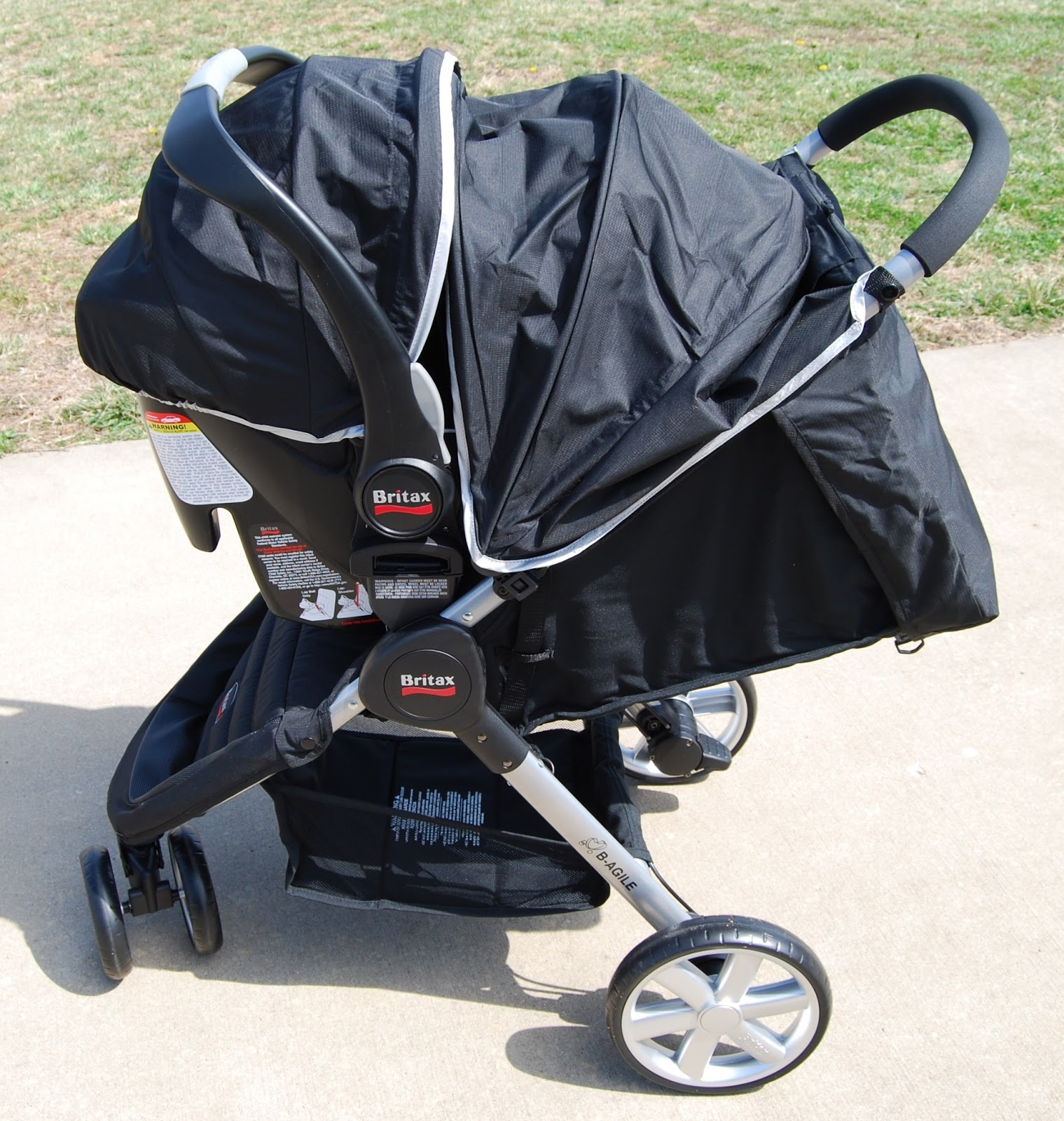 Life With My Littles NBFluffNStuff Britax B Safe Infant Car Seat Review And GIVEAWAY