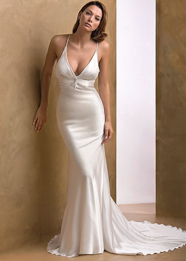 Fashion World Simple Wedding Dresses Fashion World