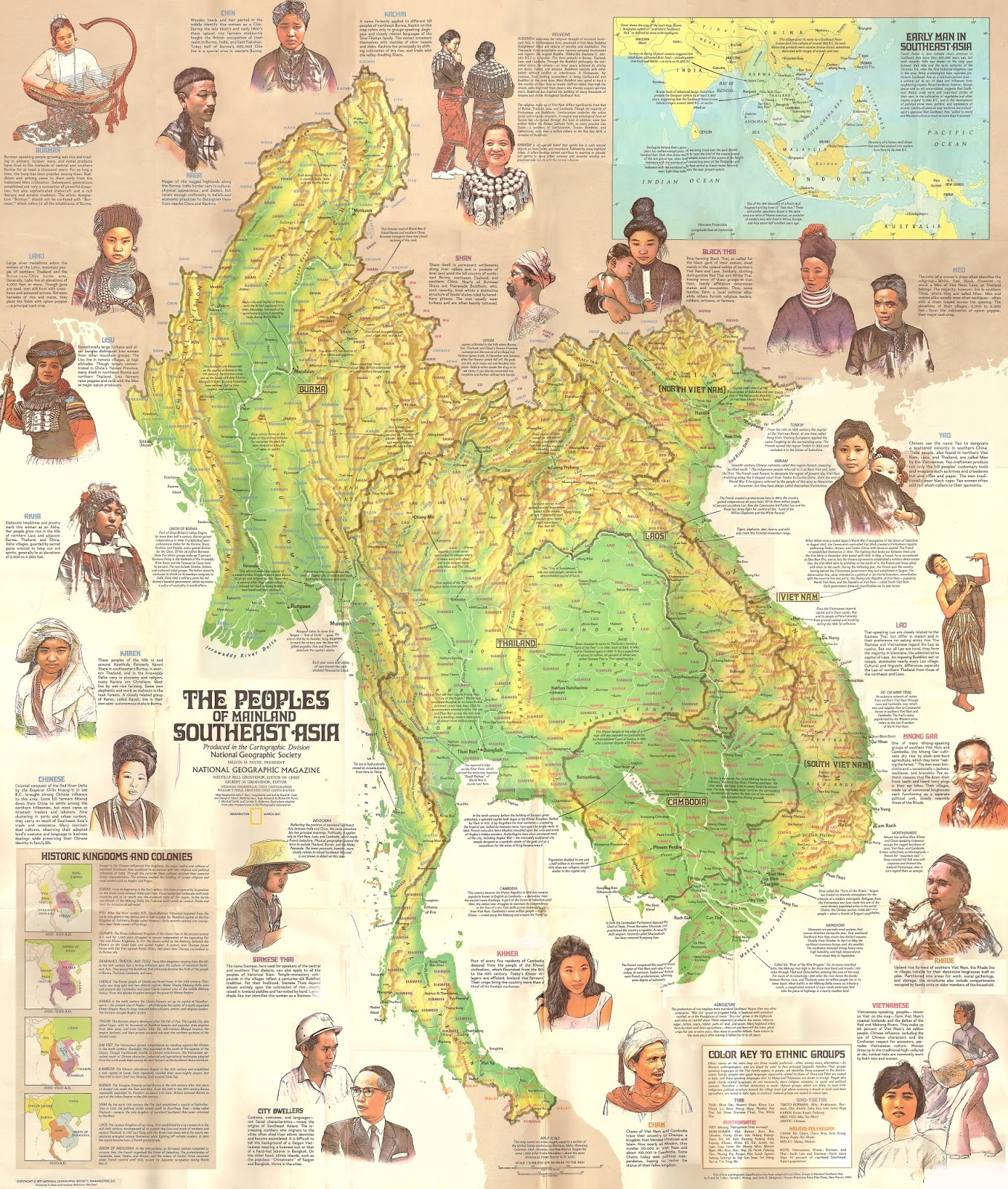 Maps Update 508393 Southeast Asia Geography Map An – Asia Geography Map