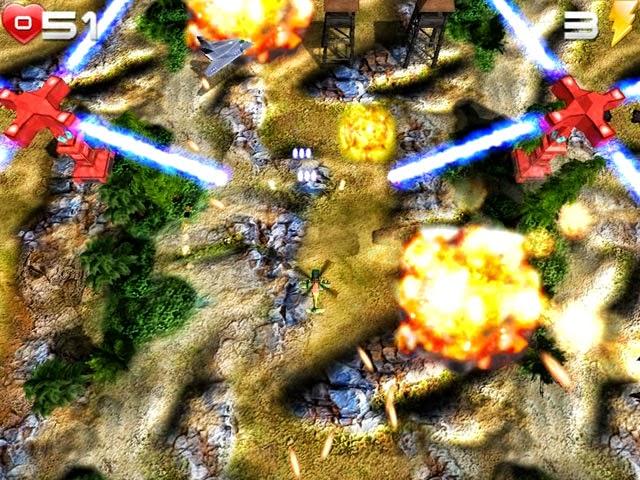 Shoot n Scrool Screenshot PC GAME