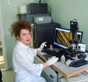 Диэлектрофорез эритроцитов