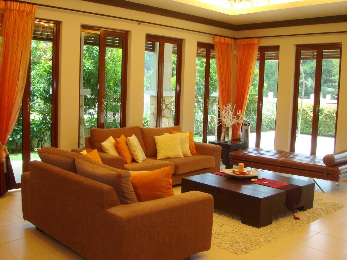 Interior design and decorating - House curtains design pictures ...
