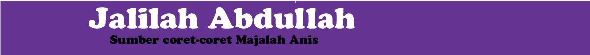 Jalilah Abdullah