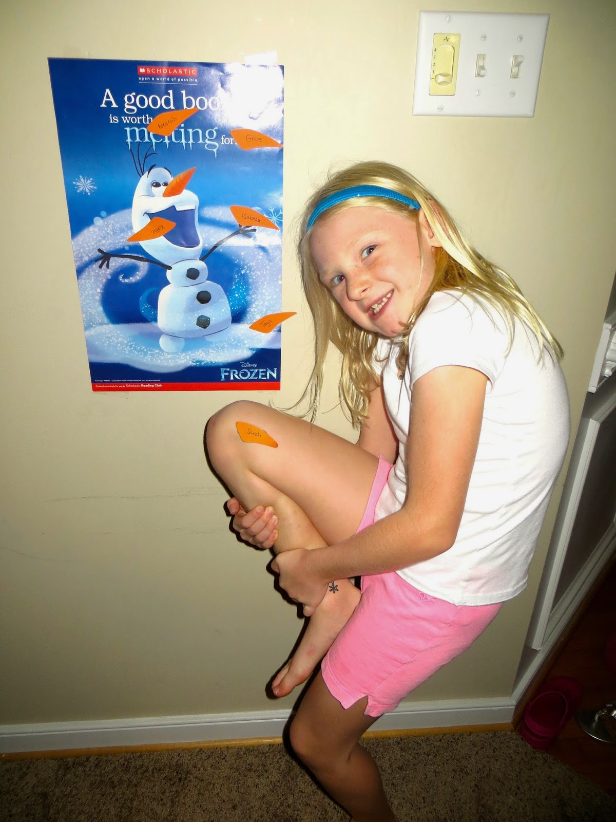 Welcome to the Krazy Kingdom: Taya's Frozen Birthday Party
