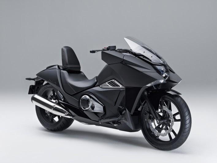 Militer AS membuat sepeda motor siluman