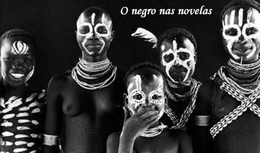 O negro nas novelas