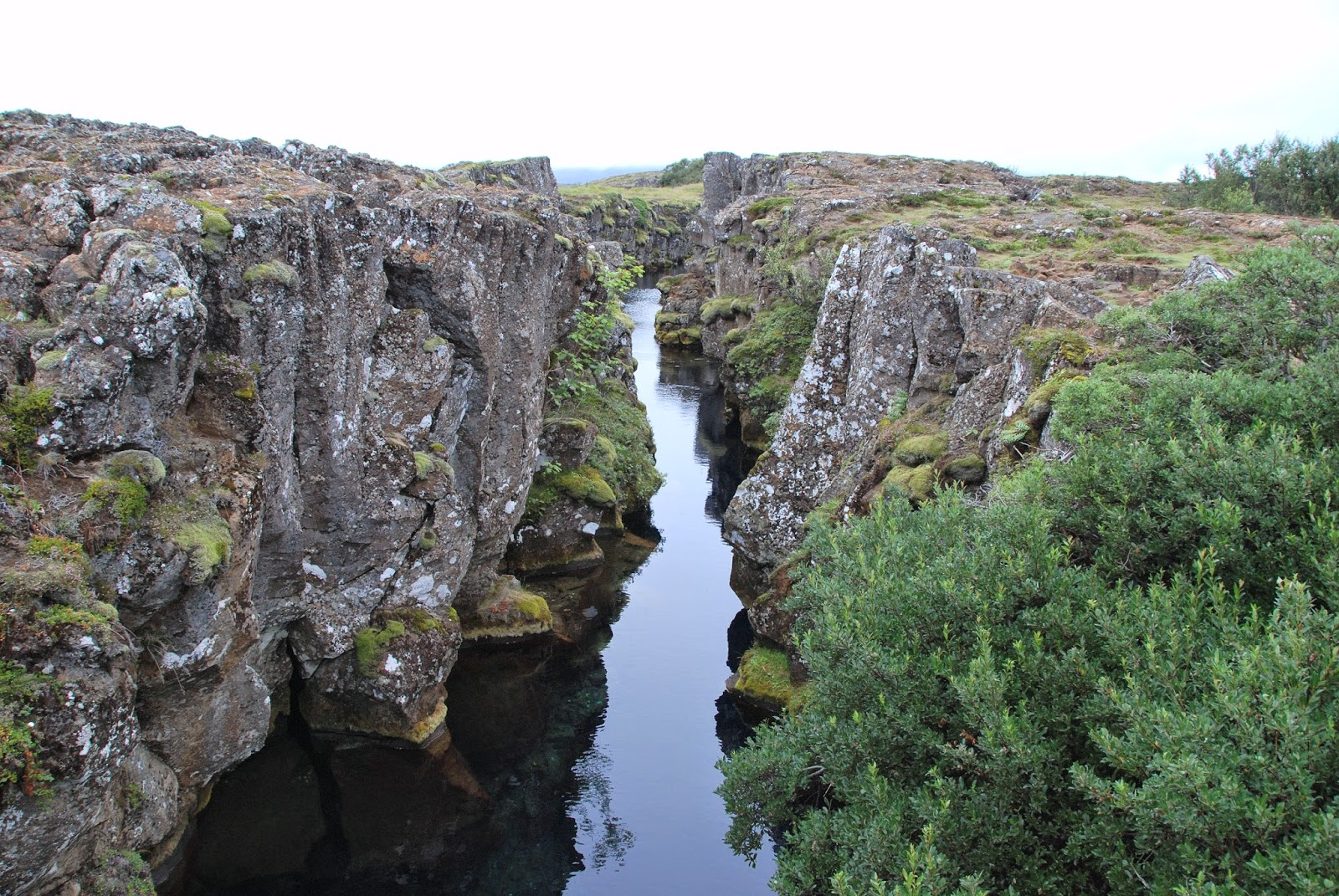 Tectonic Plates Iceland Plate Boundary