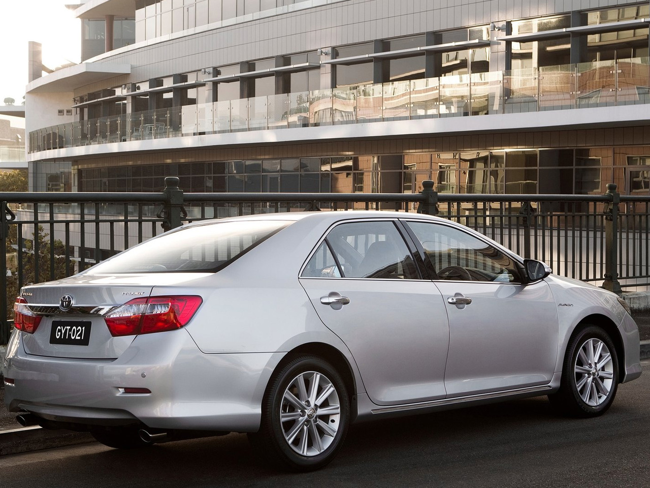 2012 Toyota Aurion Review