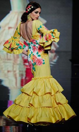 vestidos de flamenca 2013 Lina