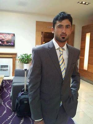 Junaid Khan crickter looks handsome pakistan celebrities